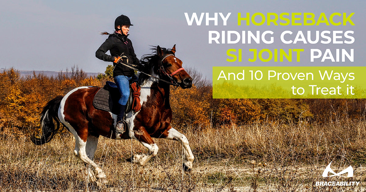 does riding a horse can hurt your back here are 10 ways to cope