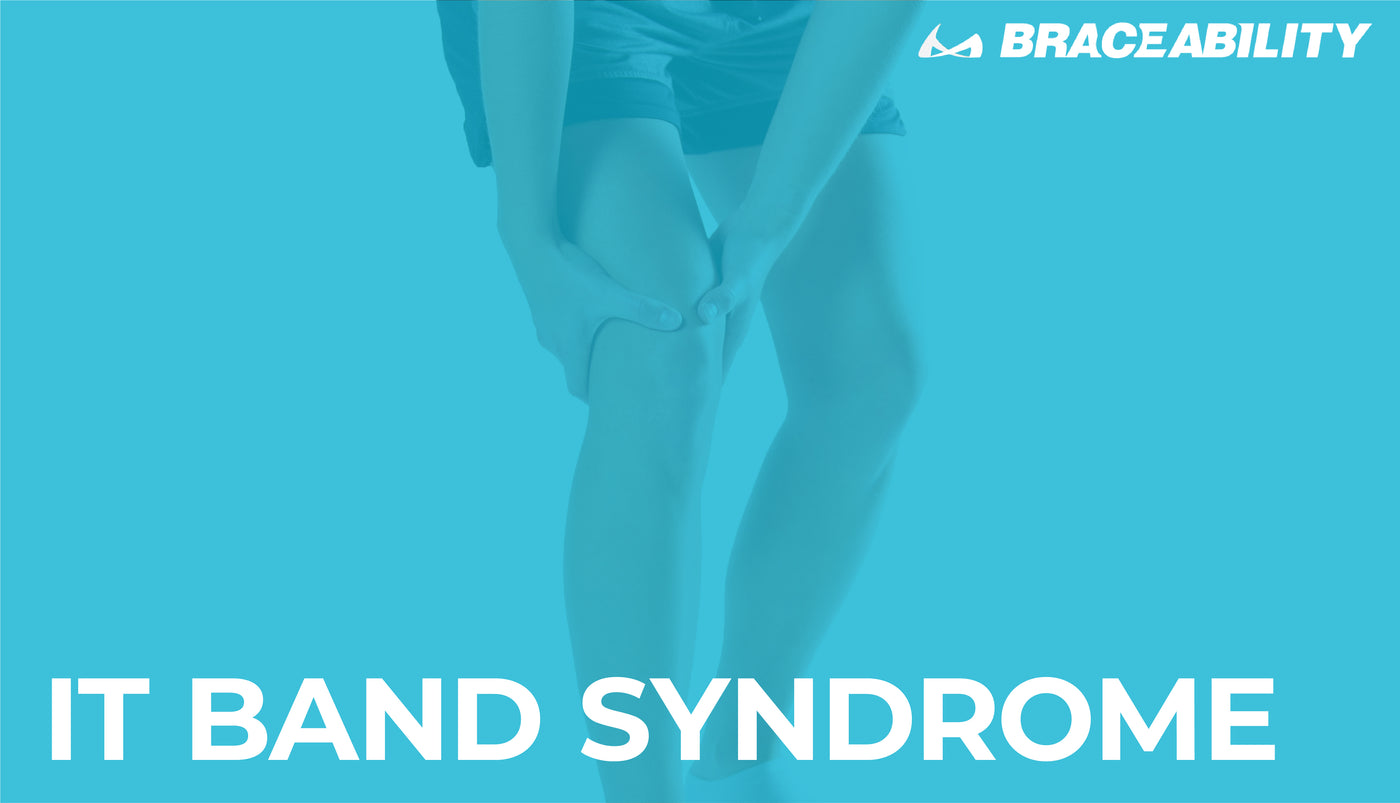 Iliotibial Band Syndrome It Band Stretchs Exercises Treatment