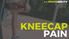 Article on how kneecap pain can cause dislocation and chondromalacia