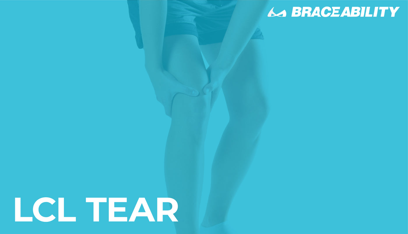 Lcl Tear Your Complete Guide To A Torn Lateral Collateral Ligament