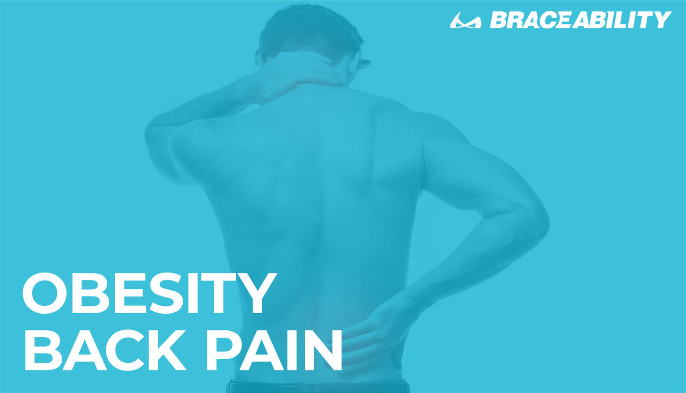 Are You Obese Or Overweight And Suffering From Back Pain