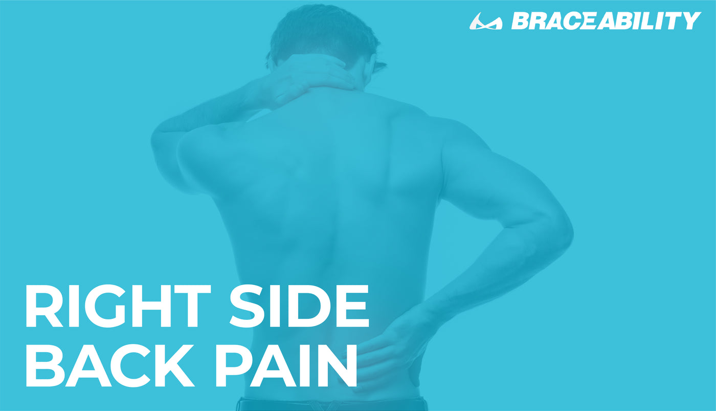 Shooting pain in lower right back and hip