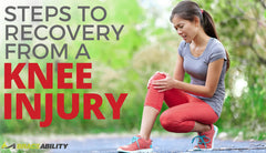 Steps to Recovery From a Knee Injury