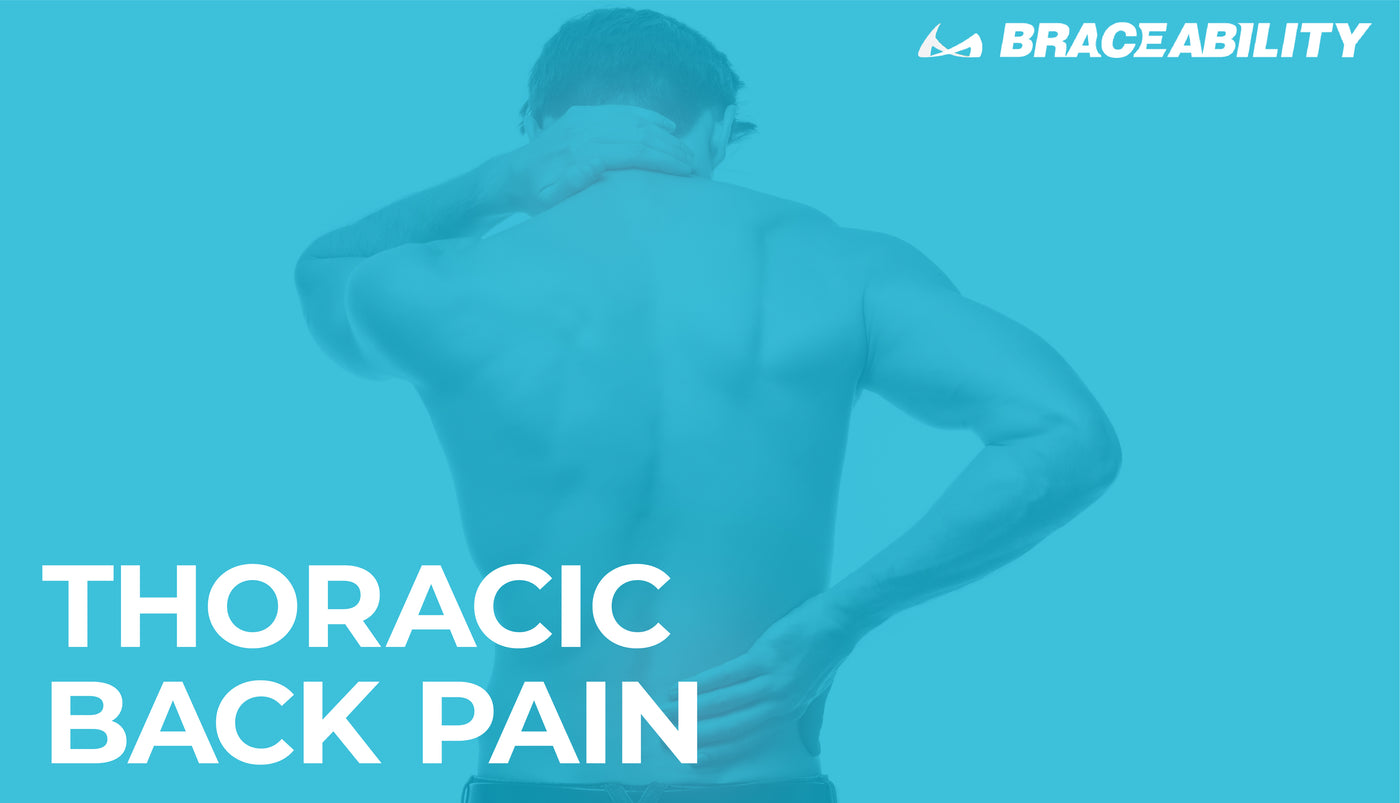 Back Pain In Your Thoracic Spine What Is Causing It