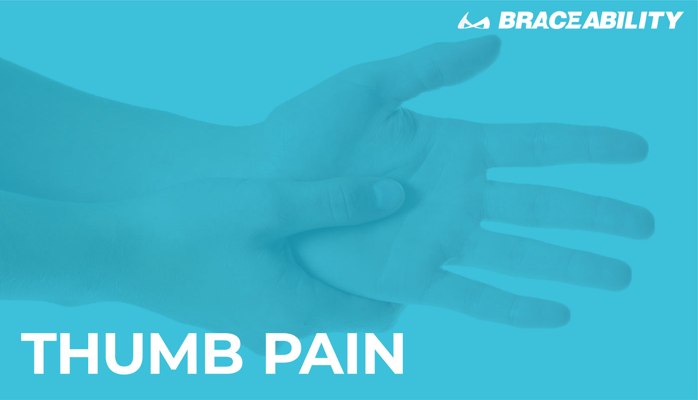 Thumb Injuries | Your Complete Guide to Diagnosing Thumb Pain