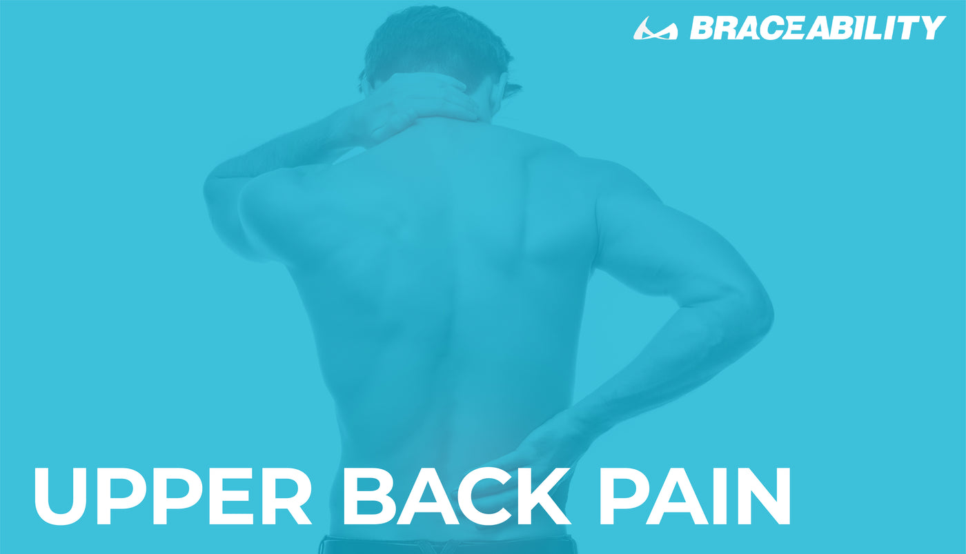 Upper Back Pain | What's Causing the Top of my Spine to Hurt?