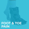 Foot Pain & Toe Injury Treatment