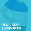 Plus Size Braces & Bariatric Supports