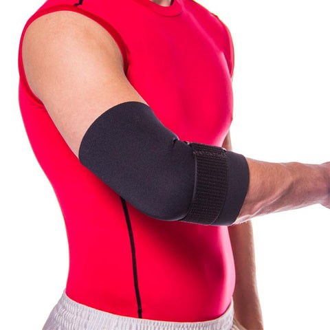 elbow support sleeve to relieve tennis elbow pain