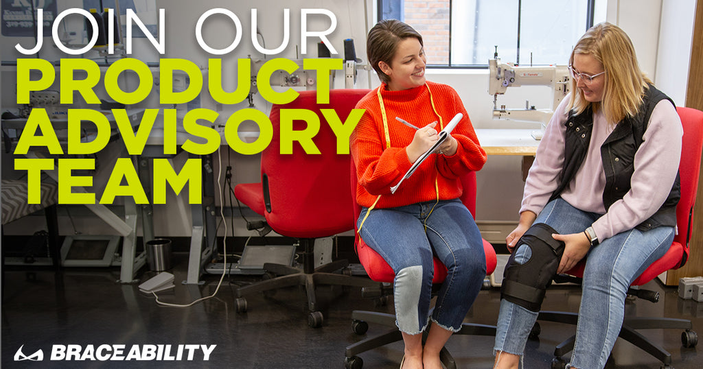 help braceability make the perfect braces by joining our product advisory team