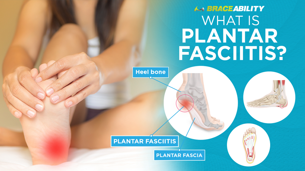 plantar fasciitis is an inflammation of the tendon on the bottom of your foot that causes pain when walking