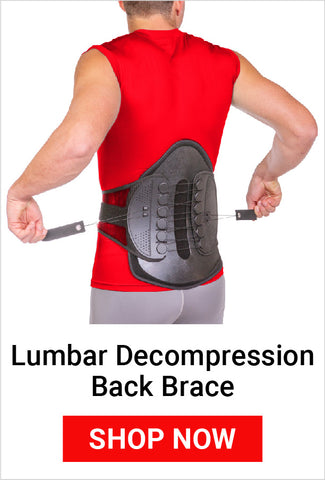 shop our full back decompression back brace to use as a turtle shell brace