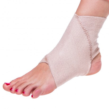use an ankle arch support if you have a fallen arch that is causing patellofemoral pain