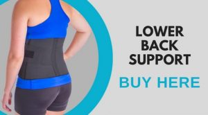 using a lower back brace can help support your back while sleeping