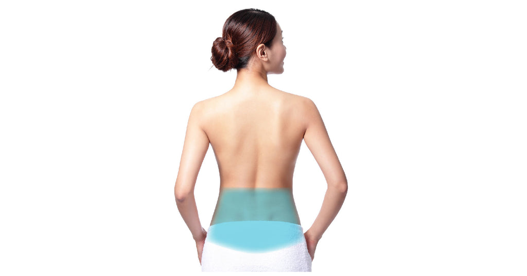 lower back pain in women is often caused by overuse