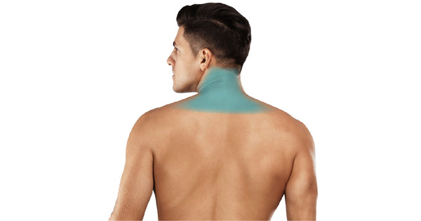 the main causes of upper back and neck pain is radiculopathy, muscle strains, or arthritis