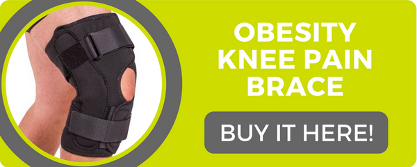 obesity knee pain brace to help with overweight pain and help you exercise