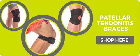 click here to shop braceability's collection of patellar tendonitis braces