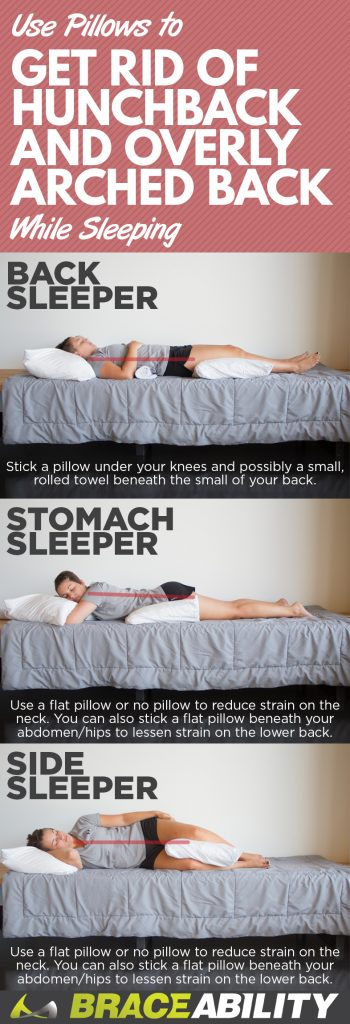 How To Straighten Your Back While Sleeping In 5 Simple Steps