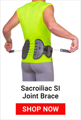 sacroiliac si joint pain brace for womens lower back pain
