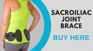 shop for a sacroiliac joint brace to relieve pressure on the lower back