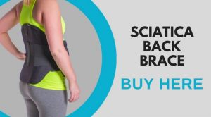 use a sciatica lower back brace to manage female lumbar pain