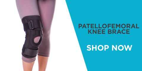 Shop now chondromalacia knee brace for patellofemoral pain