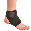 This waterproof ankle brace helps treat ankle sprains, strains, arthritis and tendonitis