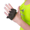 Ulnar deviation drift hand splint for arthritis and MCP knuckle joint support