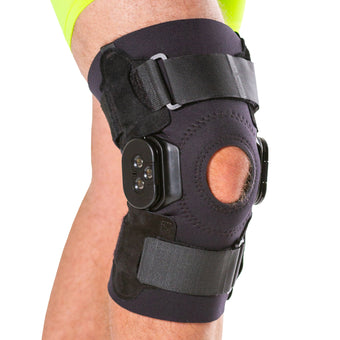 braceability torn meniscus knee brace to prevent hyperextension