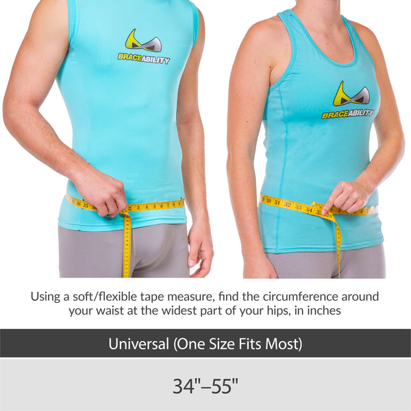 Si Joint Belt Sacroiliac Support Amp Coccyx Brace For