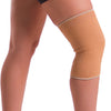 It works great as a sports wrap for your knee thanks to its slim fit and flexible, breathable material.