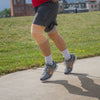 The ultra-thin cotton knee support is perfect for walking, hiking, running and more.