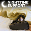 our nighttime sleeping stretch boot fixes plantar fasciitis while you sleep