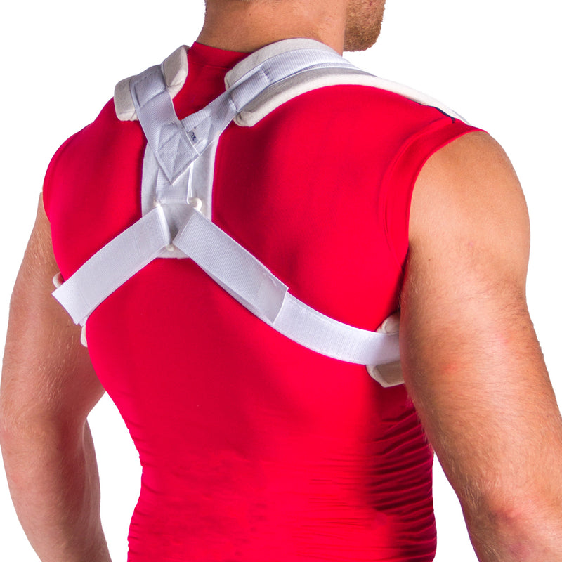 how to make a sling for broken collarbone