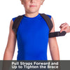 Kid's Posture Corrector Back & Shoulder Brace for Children