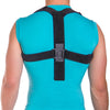 Big and tall hunched back and rounded shoulders posture fixing brace