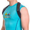 Posture brace for plus size individuals helps strengthen muscles after big weight loss