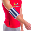 Elbow immobilizer and stabilizer night splint for arm straightening