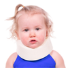 The infant neck support fits young children, helping with torticollis neck