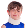 The kids neck brace is a soft cervical collar that for kids infants to teenagers