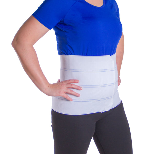Abdominal Support To Help Recover After Weight Loss Surgery
