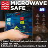 microwave safe heat pack for long term use