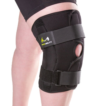 bariatric plus size knee brace