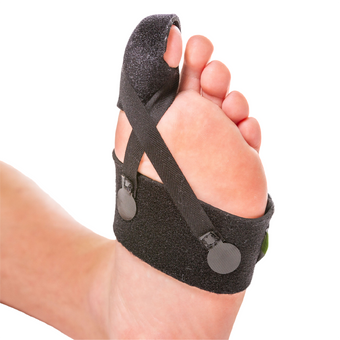 braceability turf toe brace for sprained big toe relief