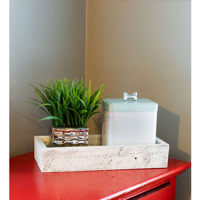 Rustic Wooden Box Best for Wood Flower Planter, Toilet Top Storage Boxes, Multiple Sizes & Colors Available!