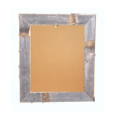 Rustic Farmhouse Artisan Picture Frame | Rustic Red