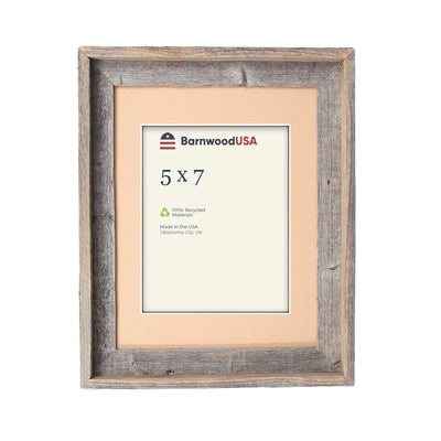 Rustic Signature Picture Frame with Pear Mat