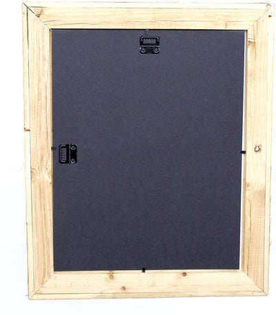 BarnwoodUSA School Years Picture Mat Frame Back View
