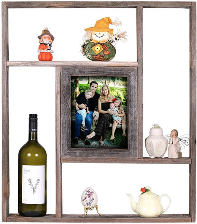 BarnwodUSA Open Hanging Shelve Wall Decor